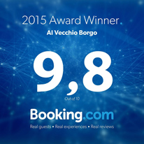 Al Vecchio Borgo - Award Winner Booking.com
